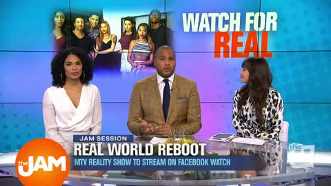 MTV's Real World Reboot & Stay Away From Rappers